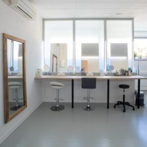 Locarion studio photo à Genève avec maquilleuse professionnelle